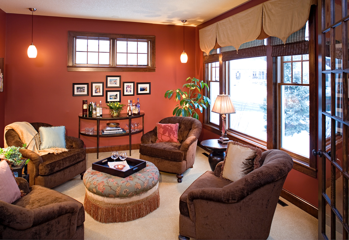 Warm color scheme a design blog for Warm decorating ideas living rooms